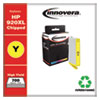 Remanufactured Yellow High-Yield Ink, Replacement For HP 920XL (CD974AN), 700 Page Yield
