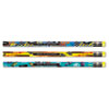 Moon Products Race To Success No. 2 Pencil - #2, HB Lead Degree (Hardness) - 2.1 mm Lead Diameter -  MPD52064B
