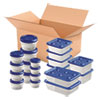 <strong>Ziploc®</strong><br />40-Piece Plastic Containers with Lids Variety Pack, Assorted Sizes, Clear