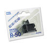 R50 Replacement Ink Roller, Black