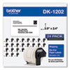 <strong>Brother</strong><br />Die-Cut Shipping Labels, 2.4 x 3.9, White, 300/Roll, 24 Rolls/Pack