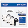 Die-Cut Address Labels, 1.1 x 2.4, White, 800/Roll, 3 Rolls/Pack