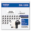<strong>Brother</strong><br />Die-Cut Address Labels, 1.1 x 2.4, White, 800/Roll, 24 Rolls/Pack