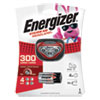 <strong>Energizer®</strong><br />LED Headlight, 3 AAA Batteries (Included), Red