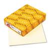 Neenah Paper CLASSIC Linen Writing Paper, 24lb, 8 1/2 x 11, Baronial Ivory, 500 Sheets NEE05221