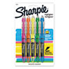 <strong>Sharpie®</strong><br />Liquid Pen Style Highlighters, Chisel Tip, Assorted Colors, 5/Set