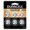 <strong>Duracell®</strong><br />Lithium Coin Battery, 2032, 6/Pack