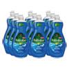 Dishwashing Liquid, Unscented, 20 Oz Bottle, 9/carton
