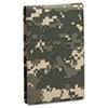 <strong>AbilityOne®</strong><br />7510015574970 SKILCRAFT Pocket Padfolio w/Memo Book, 4 x 6, Camouflage, Dozen