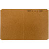 7530009268978 SKILCRAFT Paperboard File Folders, Straight Tab, Letter Size, Kraft, 100/Box