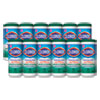 <strong>Clorox®</strong><br />Disinfecting Wipes, 7 x 8, Fresh Scent, 35/Canister, 12/Carton