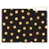 <strong>Eccolo</strong><br />Fashion File Folders, 1/3-Cut Tabs, Letter Size, Polka Dot Assortment, 9/Pack