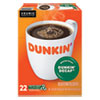 K-Cup Pods, Dunkin' Decaf, 22/Box