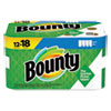<strong>Bounty®</strong><br />Select-a-Size Paper Towels, 2-Ply, White, 5.9 x 11, 74 Sheets/Roll, 12 Rolls/Carton
