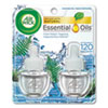 SCENTED OIL REFILL, FRESH WATERS, 0.67 OZ, 2/PACK