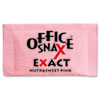Office Snax® Pink Sweetener, 2000 Packets/Carton OFX00061