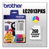 LC2013PKS Innobella Ink, 260 Page-Yield, Cyan/Magenta/Yellow