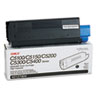 Oki 42127404 Black Toner Cartridge