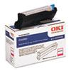 Oki® 43460202 Drum Unit, Magenta OKI43460202