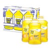 <strong>Pine-Sol®</strong><br />All Purpose Cleaner, Lemon Fresh, 144 oz Bottle, 3/Carton