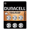 <strong>Duracell®</strong><br />Lithium Coin Battery, 2032, 6/Box