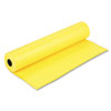 "Rainbow Duo-Finish Colored Kraft Paper, 35lb, 36"" x 1000ft, Canary"
