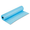 "Rainbow Duo-Finish Colored Kraft Paper, 35lb, 36"" x 1000ft, Sky Blue"