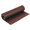 "Pacon Spectra ArtKraft Duo-Finish Paper Roll - 36"" x 1000 ft - 1 / Roll - Brown - Kraft PAC67021"