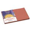 CONSTRUCTION PAPER, 58LB, 12 X 18, BROWN, 50/PACK