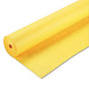 "Pacon Spectra ArtKraft Duo-Finish Paper Roll - 48"" x 200 ft - 1 / Roll - Canary - Kraft PAC67084"