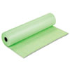 "Pacon Spectra ArtKraft Duo-Finish Paper Roll - 36"" x 1000 ft - 1 / Roll - Light Green - Kraft PAC67121"