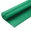 "Pacon Spectra ArtKraft Duo-Finish Paper Roll - 48"" x 200 ft - 1 / Roll - Dark Green - Kraft PAC67144"