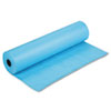 "Pacon Spectra ArtKraft Duo-Finish Paper Roll - 36"" x 1000 ft - 1 / Roll - Sky Blue - Kraft PAC67151"