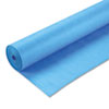 "Pacon Spectra ArtKraft Duo-Finish Paper Roll - 48"" x 200 ft - 1 / Roll - Brite Blue - Kraft PAC67174"
