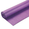 "Pacon Spectra ArtKraft Duo-Finish Paper Roll - 48"" x 200 ft - 1 / Roll - Purple - Kraft PAC67334"