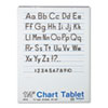 "Chart Tablets, 1 1/2"" Presentation Rule, 24 x 32, 25 Sheets"
