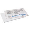 "Chart Tablets, 1 1/2"" Presentation Rule, 24 x 16, 25 Sheets"