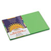 CONSTRUCTION PAPER, 58LB, 12 X 18, BRIGHT GREEN, 50/PACK