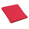 CONSTRUCTION PAPER, 58LB, 18 X 24, HOLIDAY RED, 50/PACK