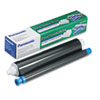<strong>Panasonic®</strong><br />KX-FA93 Thermal Film Roll, 225 Page-Yield, Black