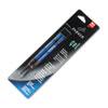 Parker® Refill for Gel Ink Roller Ball Pens, Medium, Blue Ink, 2/Pack PAR30526PP