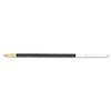 Pentel Hybrid H2 Medium-line Gel Pen Refills - 0.80 mm, Medium Point - Black Ink - Water Resistant,  PENKF8A