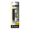 Pilot® Refill for G2 Gel, Dr. Grip Gel/Ltd, ExecuGel G6, Q7, Ex Fine, Blue, 2/Pack PIL77233