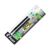 <strong>Pilot®</strong><br />Refill for Pilot Gel Pens, Fine Point, Green Ink, 2/Pack