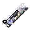 Pilot® Refill for G2 Gel, Dr. Grip Gel/Ltd, ExecuGel G6, Q7, Fine, Purple, 2/Pack PIL77244
