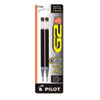 <strong>Pilot®</strong><br />Refill for Pilot G2 Gel Ink Pens, Bold Point, Black Ink, 2/Pack