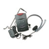 S11 System Over-the-Head Telephone Headset with Noise Canceling Microphone