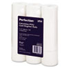 "Paper Rolls, One Ply Cash Register/Add Roll, 2 1/4"" x 150 ft, White, 12/Pack"