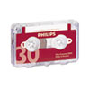 Audio and Dictation Mini Cassette, 30 Minutes (15 x 2), 10/Pack