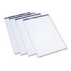 Quartet Conference Cabinet Flipchart Pad, 21 x 33 3/4, White, 50 Sheets/Pad, 4 Pads/CT QRTLP50